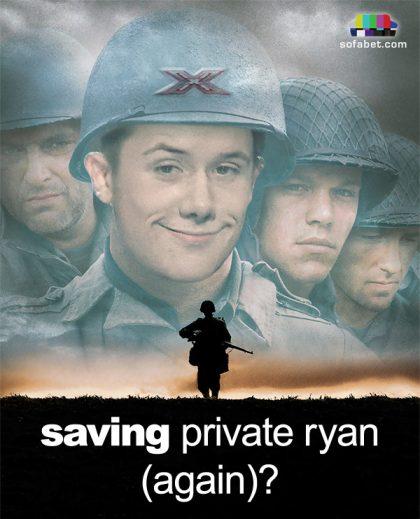 saving private ryan movie anlaysis